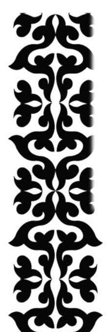 玻璃花纹图片
