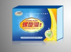 螺旋藻礼盒 (注平面图)图片