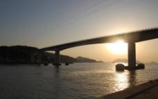 日落海边图片