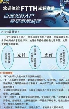ftth光纤宽带图片
