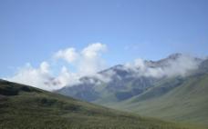拉基山的云图片