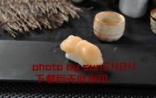 扇贝寿司图片