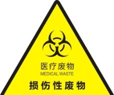 损伤性废物图片