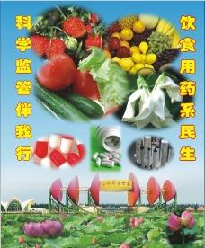 食品安全宣传图片
