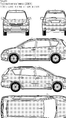 矢量汽车图片_交通工具