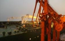 石油到港图片
