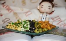 零食豆豆图片