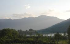 奇墅湖 晨景图片