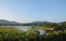 宏村奇墅湖小景图片