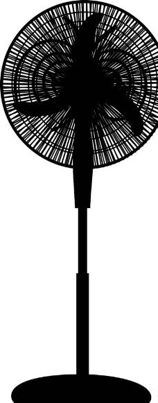 落地电风扇图片
