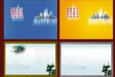 画册模板背景素材图片