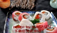 心心相印寿司组合图片