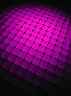 紫色方块背景图片
