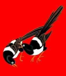 卡通鸟 吉祥鸟图片