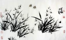 兰香蜂动图片