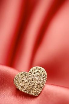 爱心钻石图片