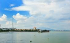 石龙镇江景图片