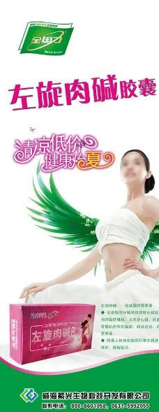 金飞宣传单图片