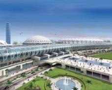 迪拜体育馆图片