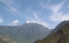 丹巴县山顶图片