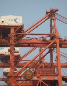 曹妃甸工业区图片