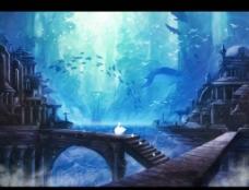 亚特兰提斯的桥图片