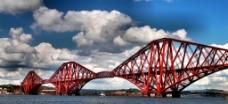 钢铁大桥图片