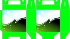 绿色的纸盒包装图片