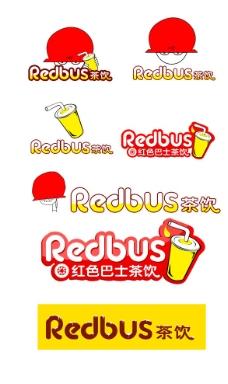 红色巴士小叭所有标志图片