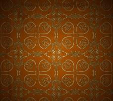 古典花纹底纹图片