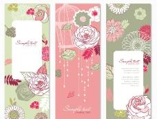 浪漫古典花纹花朵 玫瑰图片