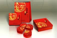 礼盒包装(效果图)图片