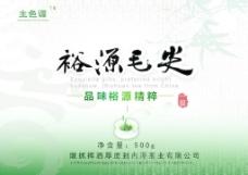 绿茶包装设计图片