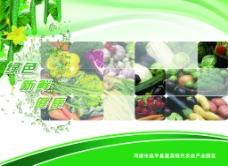 蔬菜基地 蔬菜海报图片