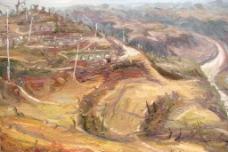 黄土地图片