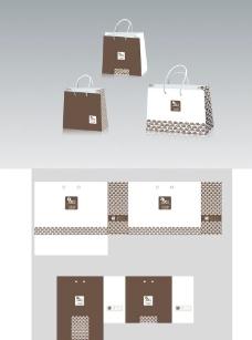 汉韵源手提包装袋图片