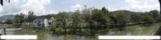 宏村西递景观图片