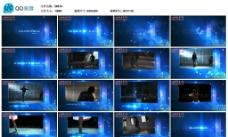 粒子视频展示AE模版