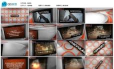 動感視頻AE模版