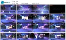 舞臺視頻電視AE模版