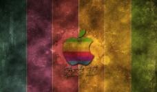 苹果背景图图片