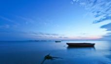 蓬莱海边摄影图片