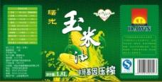 曙光玉米油图片