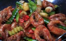 美食 中餐美食 红烧基围虲图片