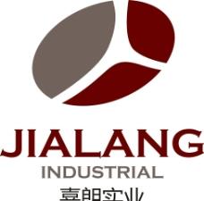 jialang实业 logo 设计图片