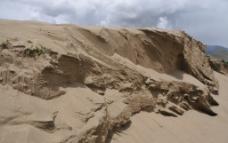 沙漠化图片