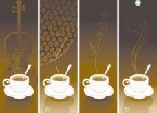 咖啡厅菜单封面设计图片