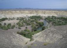 白洋河大峡谷图片