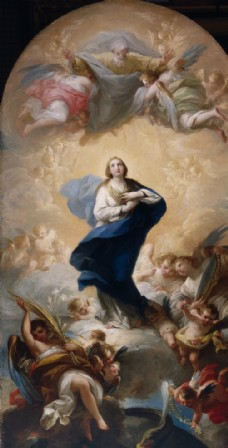 圣母玛丽娅