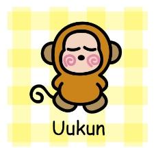 马骝仔Monkichi的朋友 Unkun图片